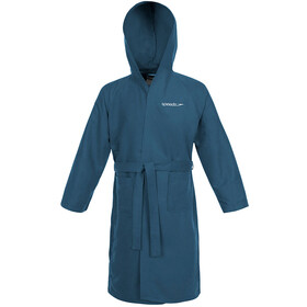 speedo Microfiber Bathrobe Unisex navy
